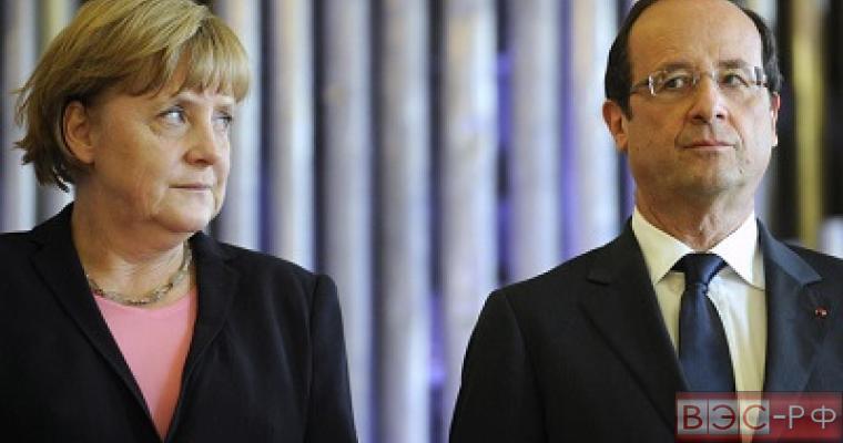 Меркель и Олланда обвинили во лжи