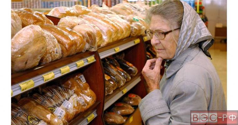 Цены на хлеб увеличиваются