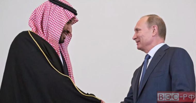 Министр обороны Саудовской Аравии приедет в Москву на встречу с Путиным