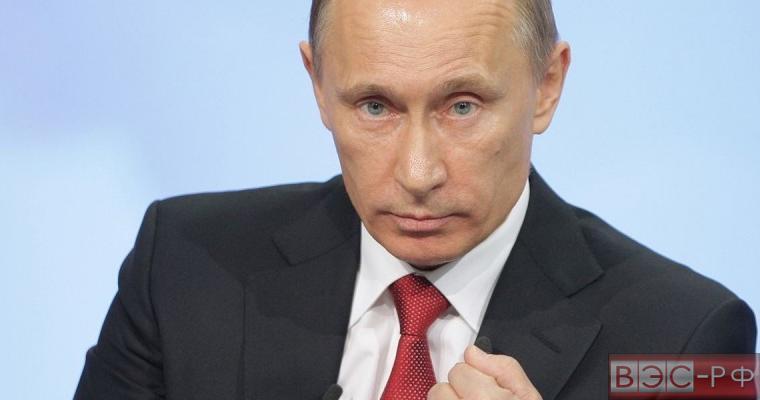 Владимир Путин: если бы не Россия, террористы добрались бы и до нашей территории