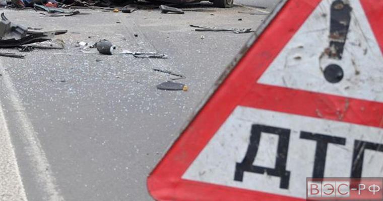 Авария на Крымском мосту