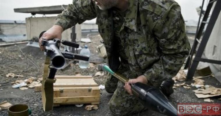 ВСУ подвергли жесткому обстрелу Донецк