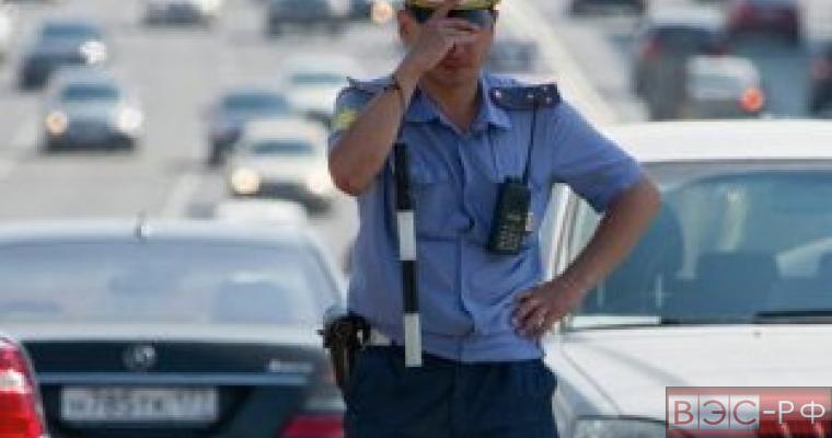 Инспектор ДПС сбил пешехода