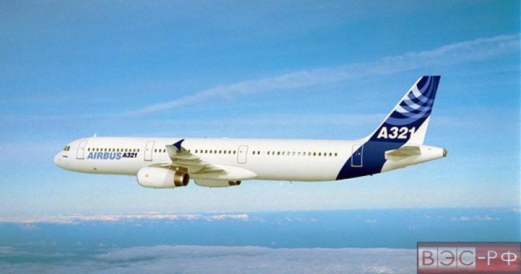 А-321 аэробус