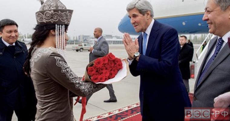 США объявили о новых программах помощи странам Центральной Азии