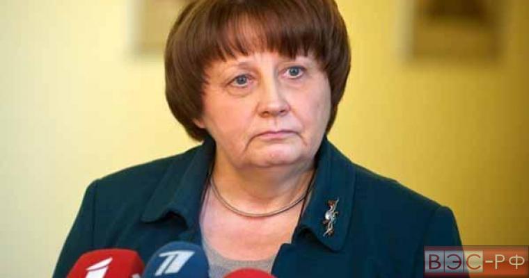 Страуюма обвинила Россию в бедности латвийских медиков и педагогов