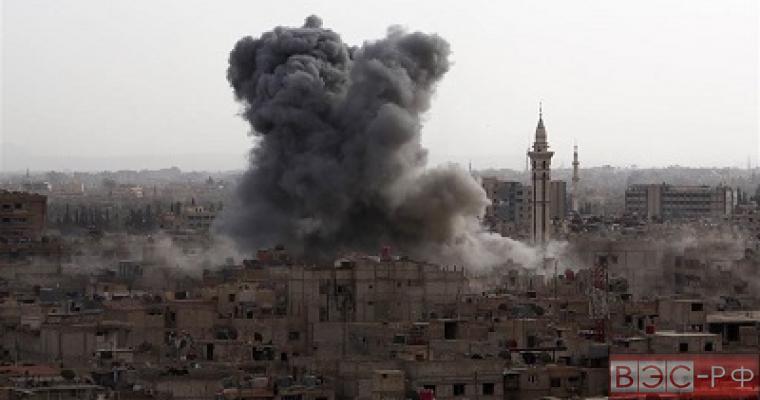 Госдеп: До 90% ударов ВКС России в Сирии приходится по умеренной оппозиции