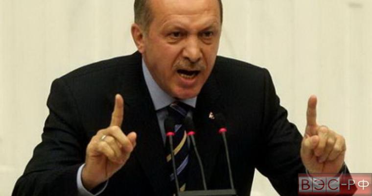 """Эрдоган """"по-дружески"""" предупредил Россию"""