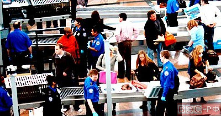 Меры безопасности в аэропорту