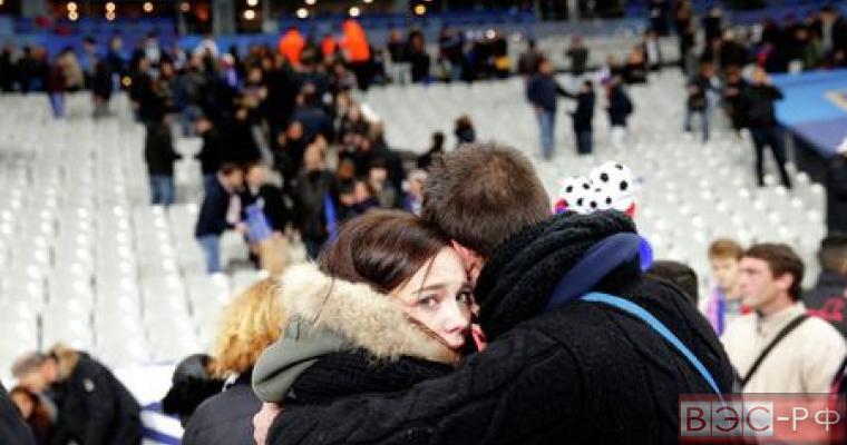 теракты в Париже: назвали подозреваемых