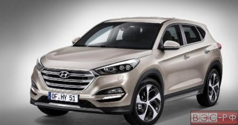 Новый Hyundai Tucson в России