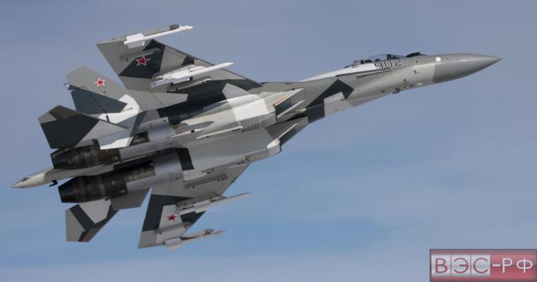 Москва и Пекин заключили контракт на поставку Су-35