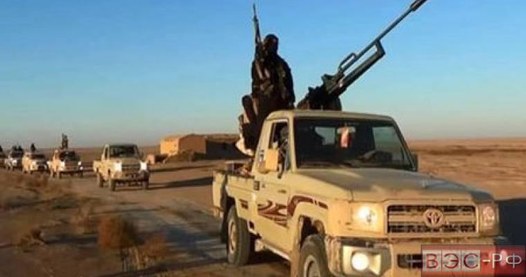Оружие для ИГИЛ покупали в Украине