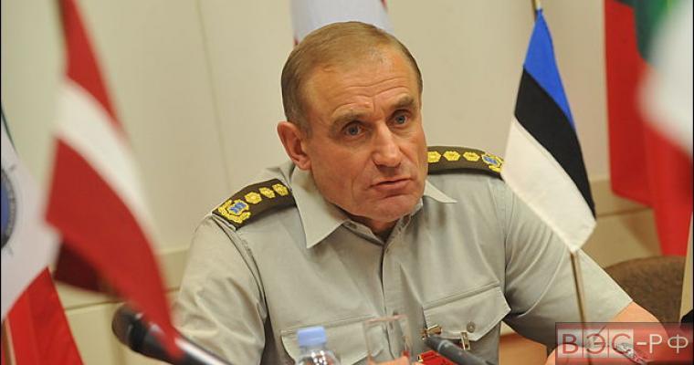 Эстонский генерал: Нападение на чернокожих солдат США в Эстонии могла заказать Россия