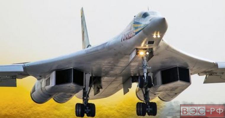 Ту-160 с ракетами -невидимками