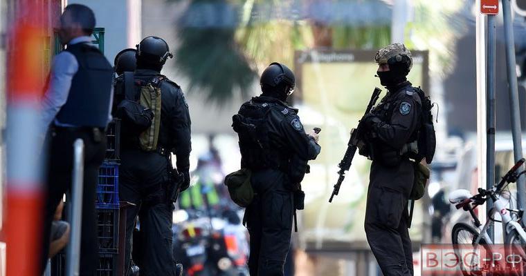 Террористический захват