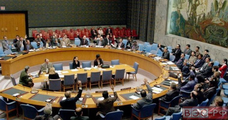 В ООН проголосовали за борьбу с «Исламским государством»
