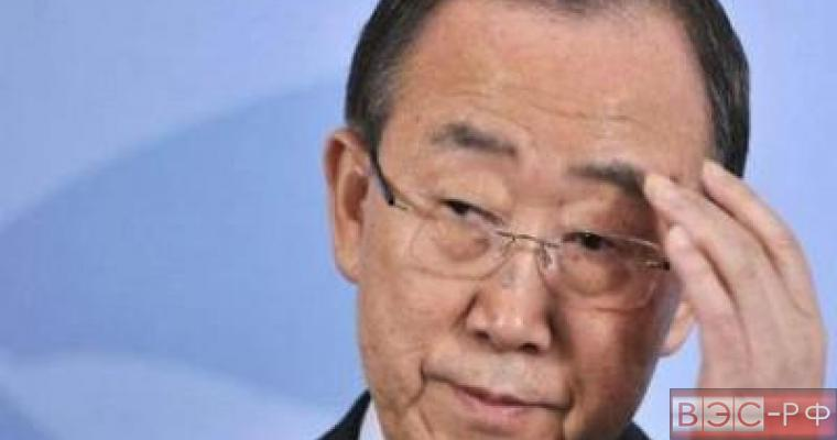 ООН призывает к сотрудничеству Россию и США
