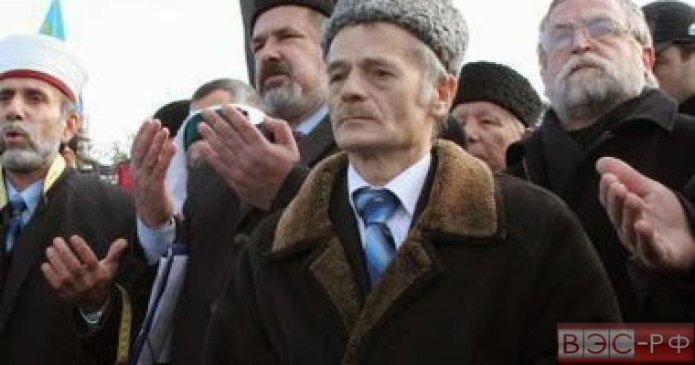 Лидер крымских татар назвал условия для снятия энергоблокады Крыма
