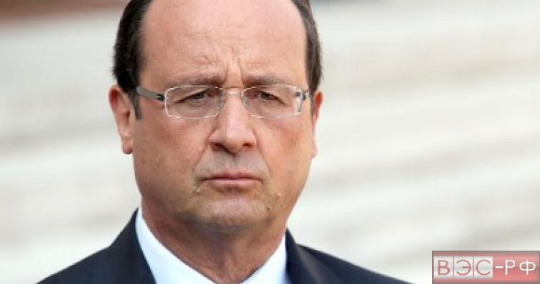 Олланда призвали к отмене антироссийсих санкций