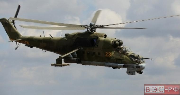 Вертолет, осуществлявший спасательную миссию сбит в Сирии