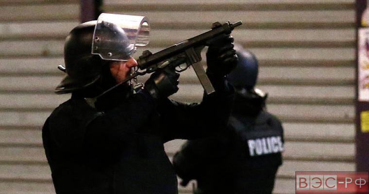 Захват заложников во Франции