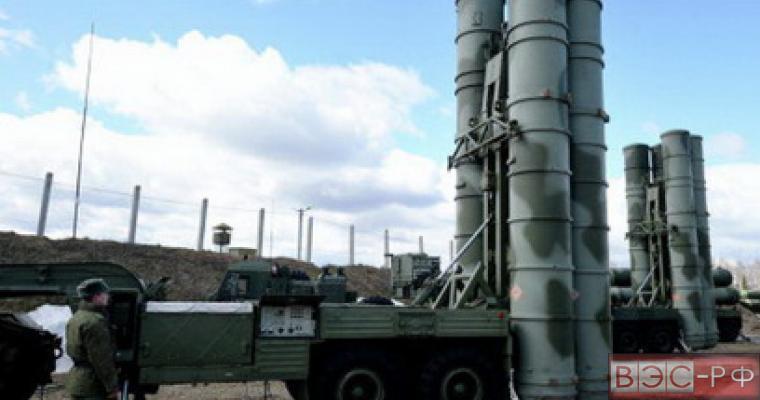 Россия перебросит комплекс С-400 в Сирию