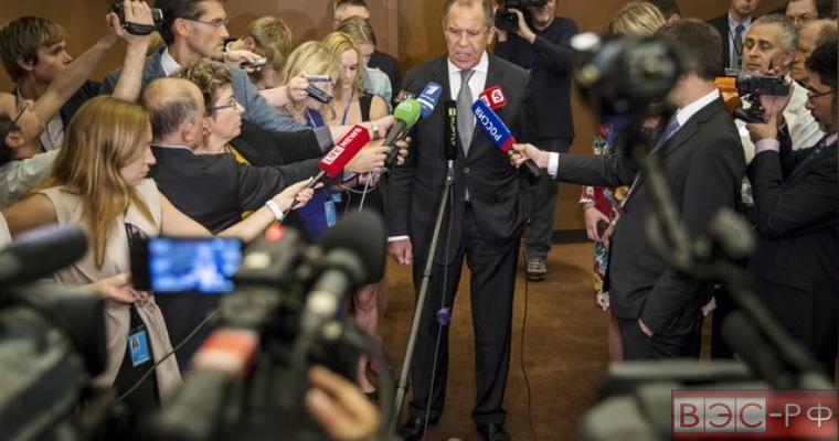 Захарова заявила, что Лавров не согласился на предложение Анкары о встрече