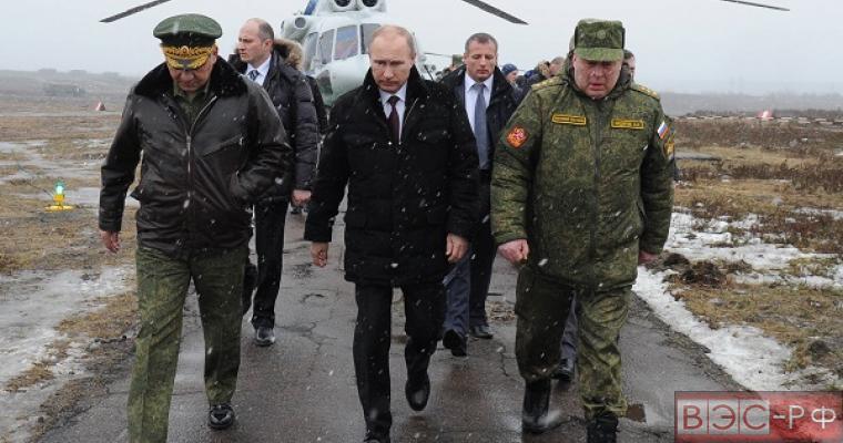 Путин обозначил, чего Россия ждет от Турции, сбившей Су-24 в Сирии