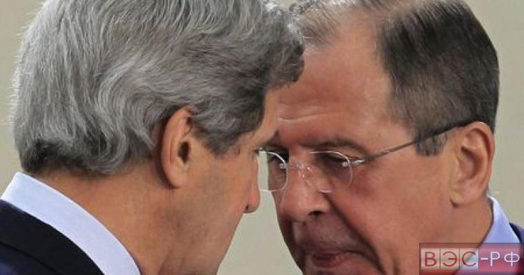 Лавров и Керри , преговоры по битому Су-24