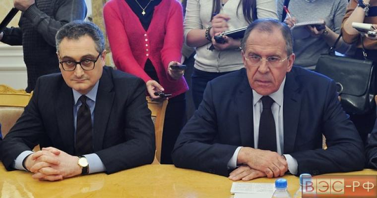 Лавров рассказал о планах перекрыть сирийско-турецкую границу