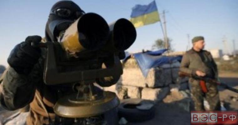 ВСУ подводят запрещенное вооружение, Захарченко назвал единственное условие прекращения войны