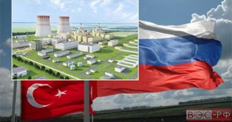 Вопрос о строительстве АЭС Аккую