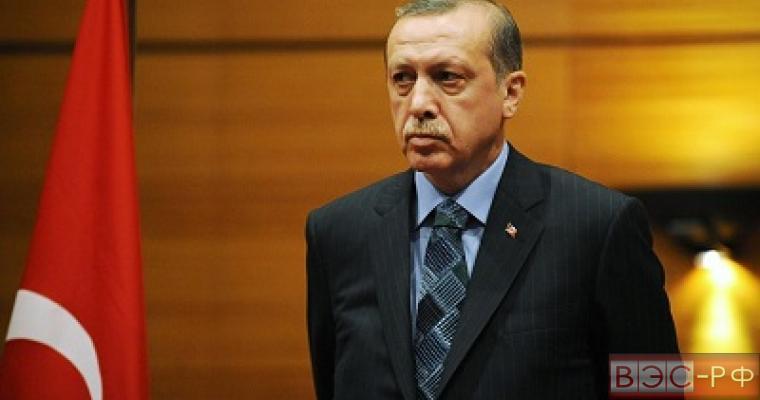 Россия доказала вину Эрдогана