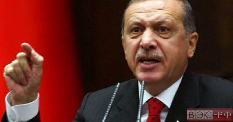 Эрдаган обвинил Россию в торговле нефти с ИГИЛ