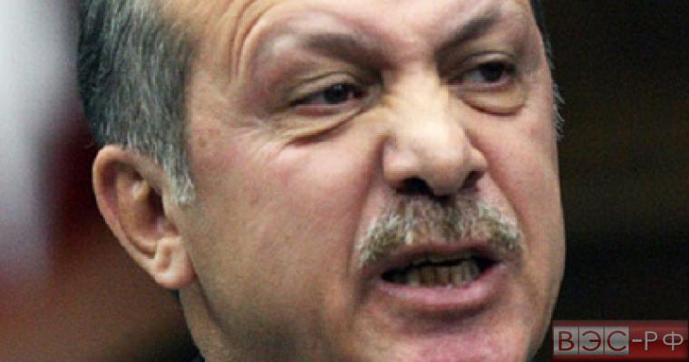 Новая порция компромата на Эрдогана