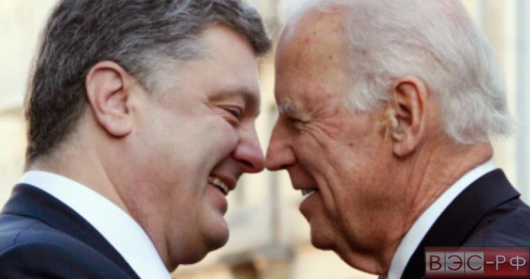 Маркин прокомментировал слова Байдена о Порошенко