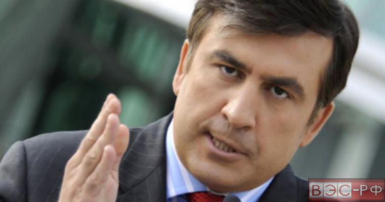 Саакашвили борется с коррупцией в Украине