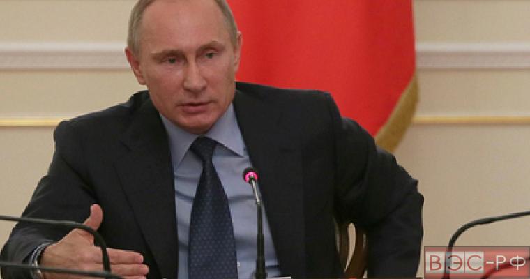 Путин распорядился относительно украинского долга