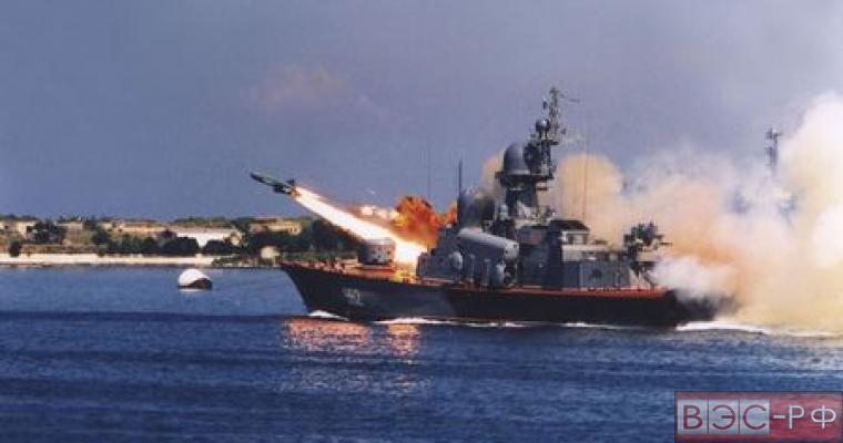 Пограничный ракетный катер РФ заставил судно Турции изменить курс
