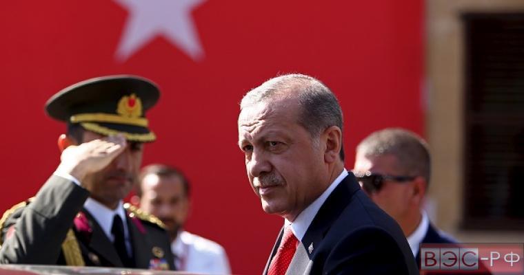 Эрдоган: Турция хочет продолжать развивать стратегические отношения с Россией
