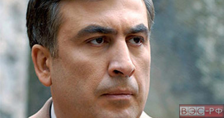 Саакашвили попытались выгнать из Украины после скандала