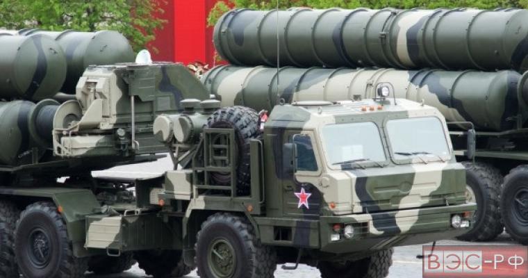 Российские С-400 в Сирии