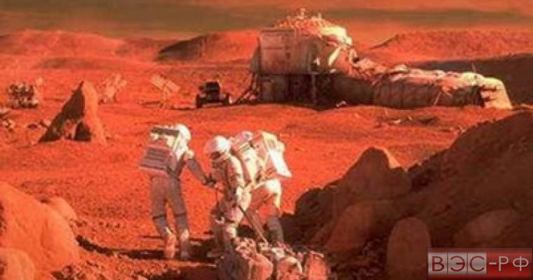 """""""Марсианский дом"""" создали ученые"""