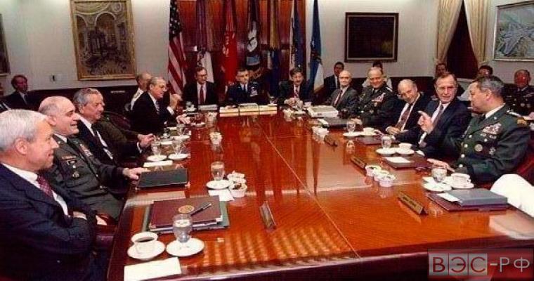 Комитет начальников штаба ВС США