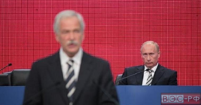 Грызлов рассказал, чего от него ждет Путин в Контактной группе