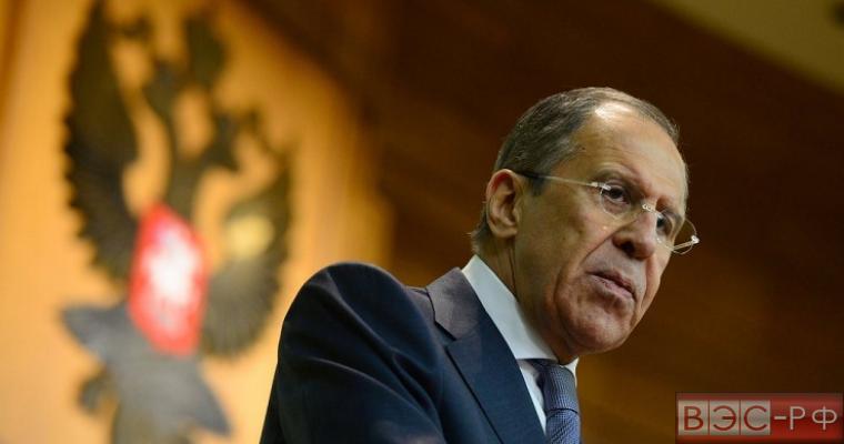 Лавров: большинство политиков стран ЕС считают ошибкой противостоять России из-за Украины