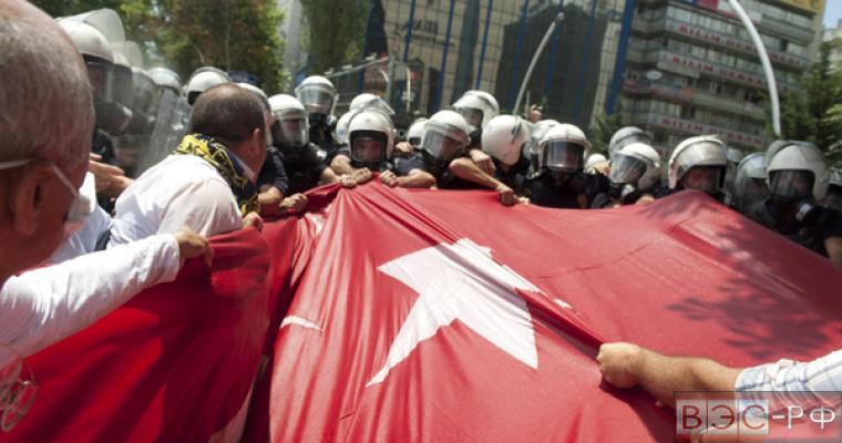 Турция на пороге гражданской войны
