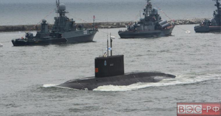 Спецслужбы Латвии и Литвы пытались получить данные о Балтийском флоте РФ
