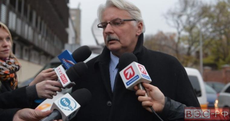 Глава МИД Польши рассказал о российских «зелёных человечках»